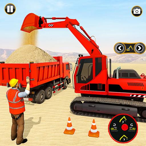 Grand Construction Simulator: Snow Crane Games