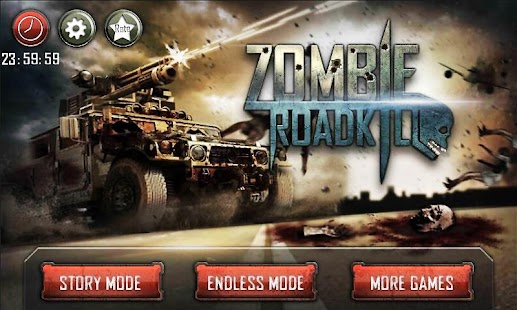 Zombie Roadkill 3D Screenshot