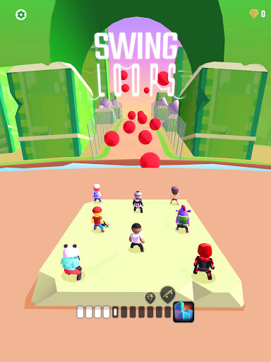 Swing Loops - Grapple Hook Race 1.8.3 screenshots 13