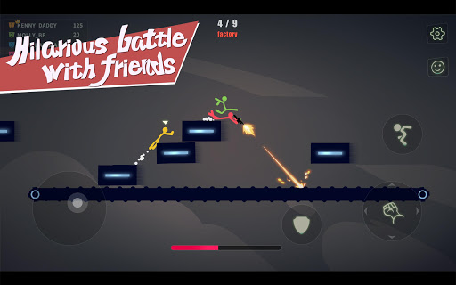 Stick Fight: The Game Mobile 1.4.21.18813 Screenshots 10