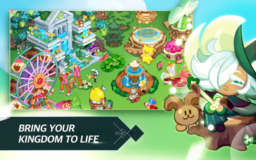 Cookie Run: Kingdom Varies with device screenshots 13