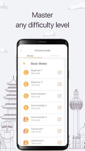 Learn Chinese - 15,000 Words android2mod screenshots 7
