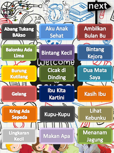 Indonesian Kids Songs 2.1.7 screenshots 5