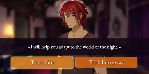 Moonlight Lovers: Aaron - Dating Sim / Vampire 1.0.49 screenshots 6