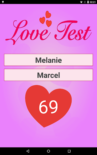 Love Test Calculator For PC Windows (7, 8, 10, 10X) & Mac Computer Image Number- 10