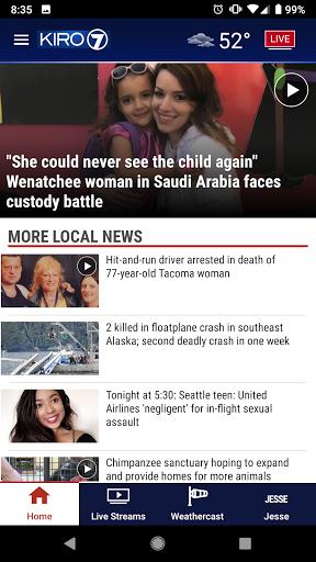 kiro 7 - seattle area news screenshot 2