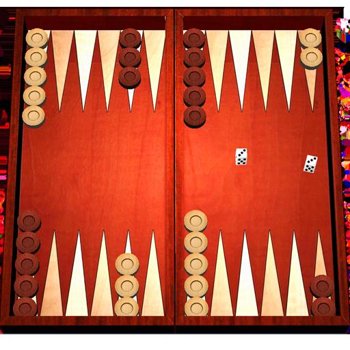 Backgammon Mighty