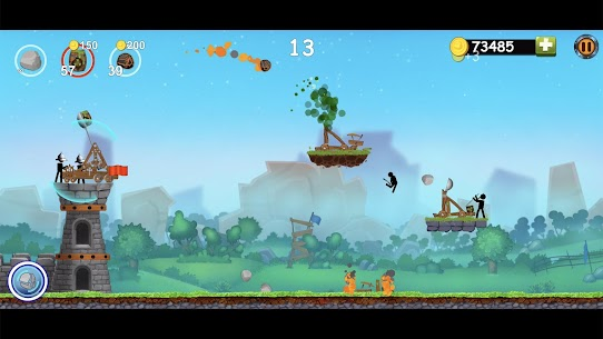 The Catapult Mod Apk – Unlimited Coins 1