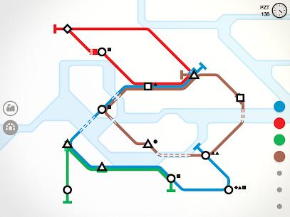 Mini Metro Apk – Mini Metro v2.48.0 MOD APK – TÜM KİLİTLER AÇIK **FULL 2021** 16