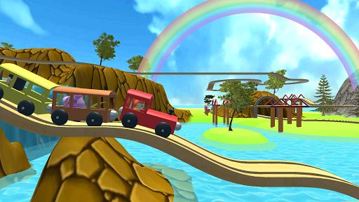 Baby Train 3D 1.42 screenshots 1
