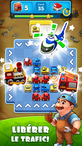 Code Triche Traffic Jam Cars Puzzle - Jeu de puzzle de trafic (Astuce) APK MOD screenshots 4