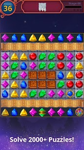 Jewels Magic Mod Apk: Mystery Match3 (Automatically Clear Stage) 7