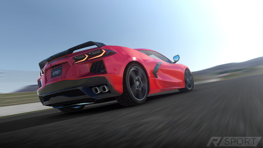Redline: Sport - Car Racing apkslow screenshots 1