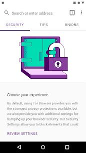 Tor Browser (Alpha) 5