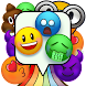 Social Story - Emoji Pop! - Androidアプリ