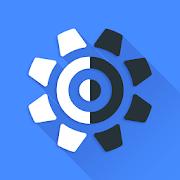 Transparent - Wheel Launcher Theme