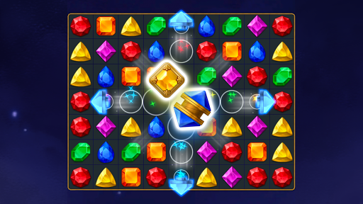 Jewels Magic: Mystery Match3 screenshots 5