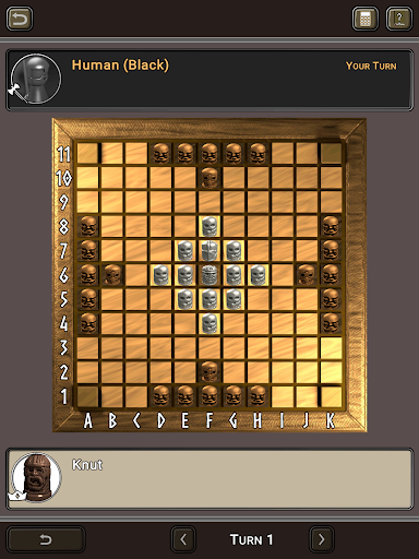 Hnefatafl 3.55 screenshots 9