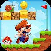 Super Bino Go: New Free Adventure Jungle Jump Game