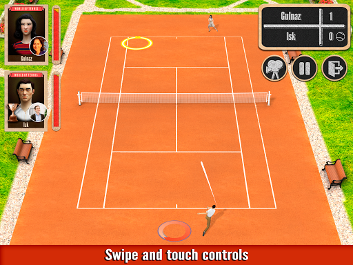 World of Tennis: Roaring u201920s u2014 online sports game  screenshots 18