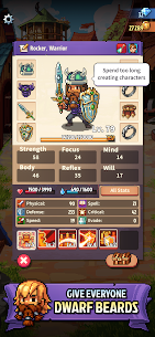 Knights of Pen and Paper 3 Mod Apk 0.10.14 (Unlimited Money/Diamond) 3