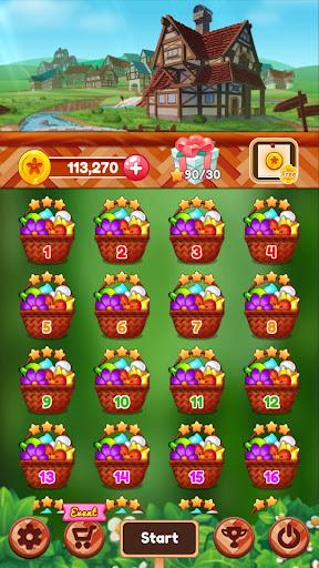 Garden Dream Life: Flower Match 3 Puzzle  screenshots 8
