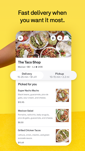 Postmates - Food, grocery & more  screenshots 3