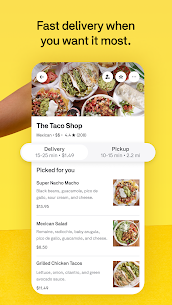 Postmates – Food, grocery  more Apk Download 2021 3
