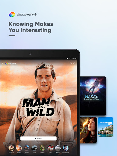 discovery+: TV Shows, Shorts, Fun Learning android2mod screenshots 10