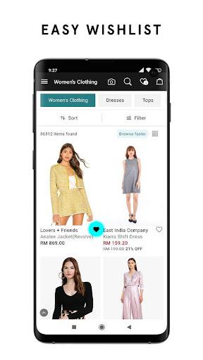 ZALORA - Fashion Shopping 10.5.6 screenshots 7