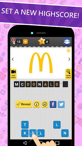 Logo Game: Guess Brand Quiz 5.4.5 screenshots 13