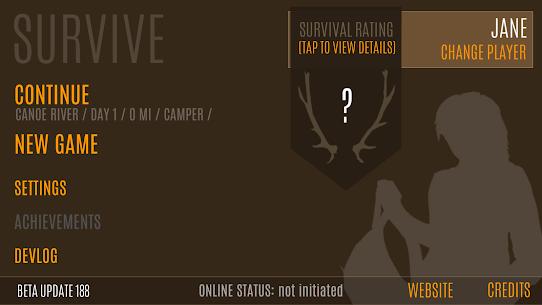Free Survive – Wilderness survival Apk Download 2021 1