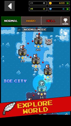 Dungeon x Pixel Hero 12.1.1 screenshots 7