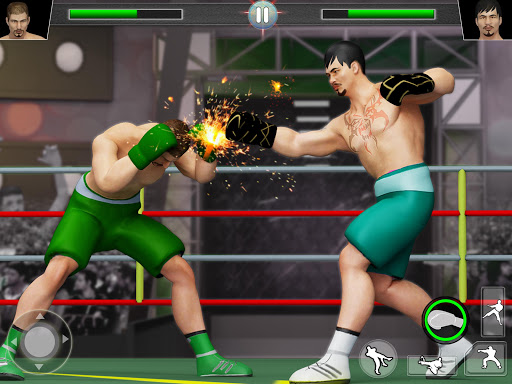 Kick Boxing Games: Boxing Gym Training Master  screenshots 5