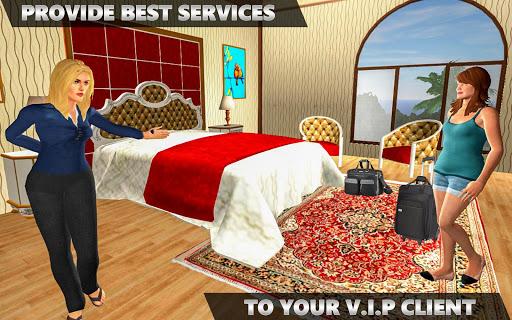 dream virtual mom hotel manager 3d screenshot 2