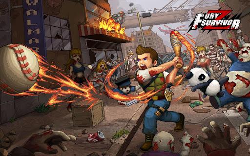 Fury Survivor: Pixel Z 1.064 screenshots 7