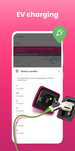 EasyPark - find & pay parking android2mod screenshots 7