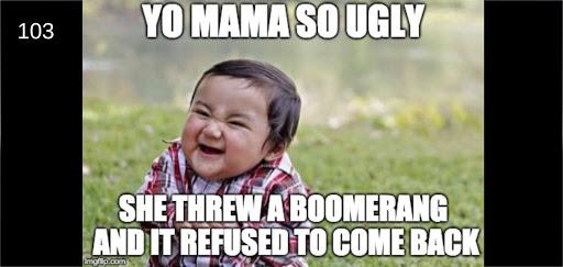Yo Mama Memes Apkfinish screenshots 13