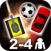 Action for 2-4 Players