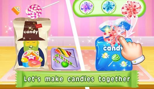 Sweet Candy Maker: Magic Shop 4