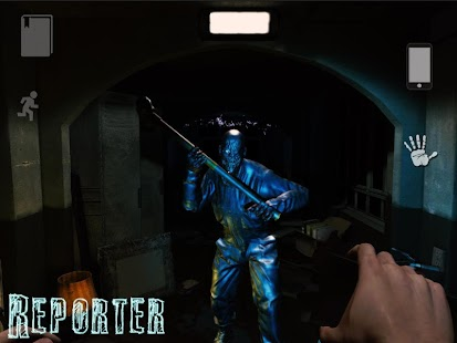Reporter Lite - 3D Creepy & Scary Horror Game Screenshot