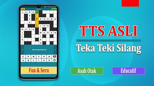 TTS Asli - Teka Teki Silang Pintar 2020 Offline 1.0.15 screenshots 8