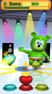 Talking Gummy Free Bear Games for kids 3.5.7 screenshots 4