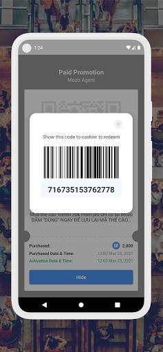 Mozo Consumer modavailable screenshots 4