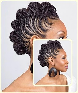 African Woman Haircut 2017 For Pc (Download Windows 7/8/10 And Mac) 4