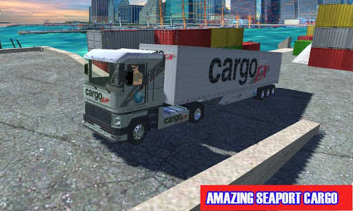 Best Truck Parking : new truck parking game 1.04 screenshots 3