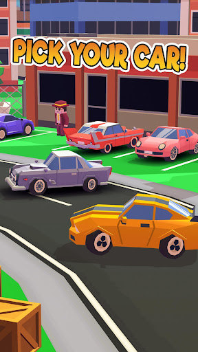 Taxi Run - Crazy Driver 1.28.2 screenshots 10