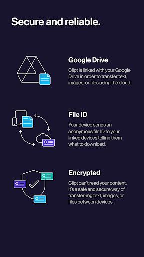Clipt - Copy & Paste Across Devices screenshots 7