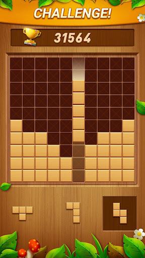 Wood Block Puzzle - Free Classic Block Puzzle Game 1.13.0 screenshots 3