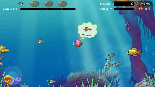 Fish Feeding Frenzy  screenshots 2